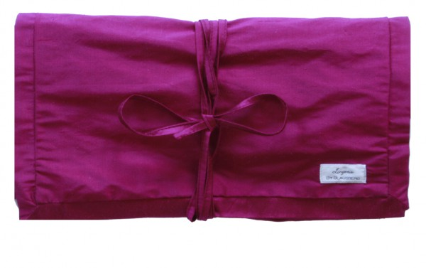 Dessous-Tasche Travel sport magenta