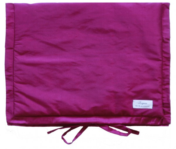 Dessous-Tasche Weekend sport magenta